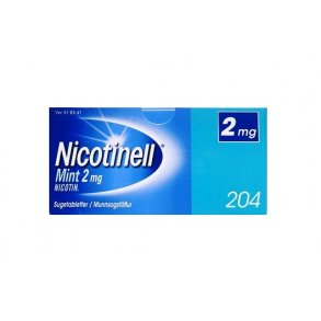 Nikotintabletter
