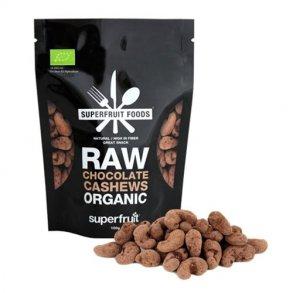 Nødder m. chokolade/krydderi