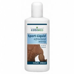 Massage-gel & Liniment