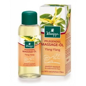 Massageolie & Lotion