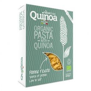 Lavet på ris og quinoa