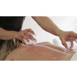 Sugekopmassage (Cupping)
