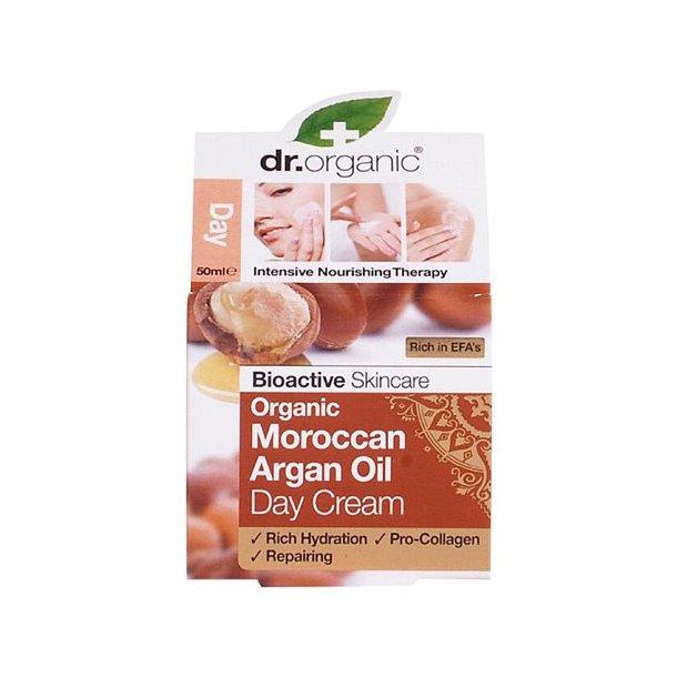 Dr. Organic | Dagcreme | Økologisk | creme | fugt | rynker | anti age | (Kopi)