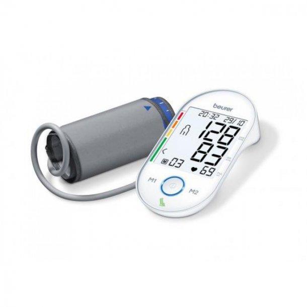 Beurer BM 55 - Fuldautomatisk blodtryksmåler med touch knap