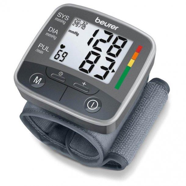 Beurer BC 32 - Blodtryksmåler til håndleddet