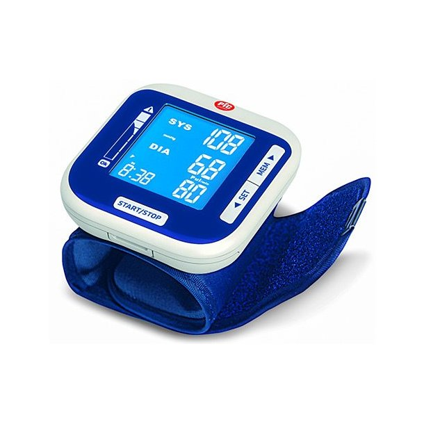 Smart Rapid Blodtryksapparat til Håndled