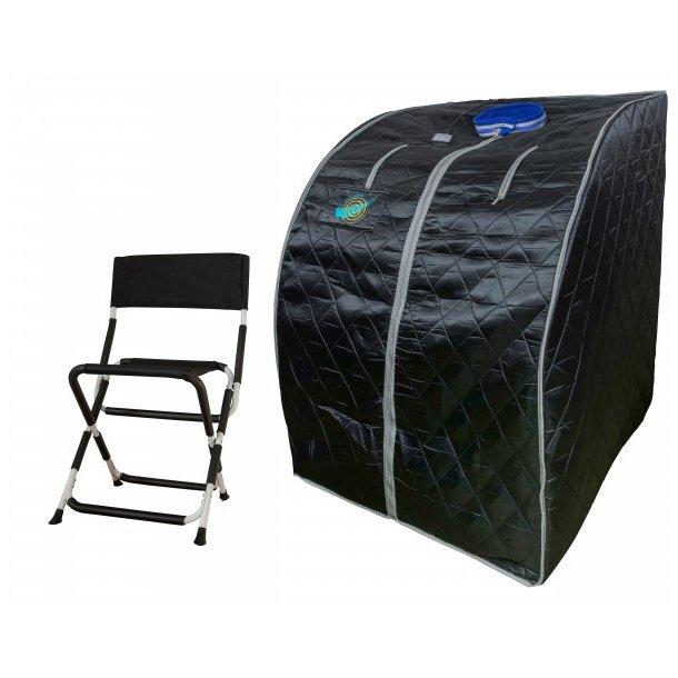 Turmalin Infrarød Sauna - Transportabel
