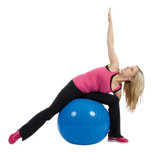GYMNIC Gymnastikbold - Gymnastikbold - Træningsbold - Genoptræning - Træning - Gymnastik - Fitness.