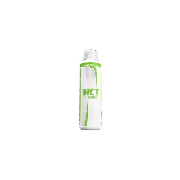 Best Body Energy Oil MCT 5000 - 500 ml.