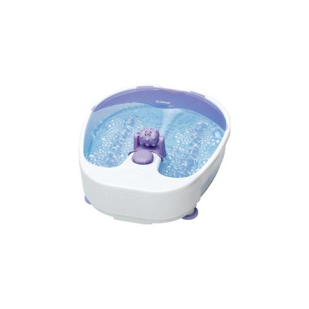 Boman fodbad med massage, varme og bobler