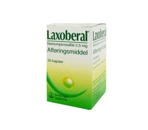 Køb Laxobera kapsler mod forstoppelse.