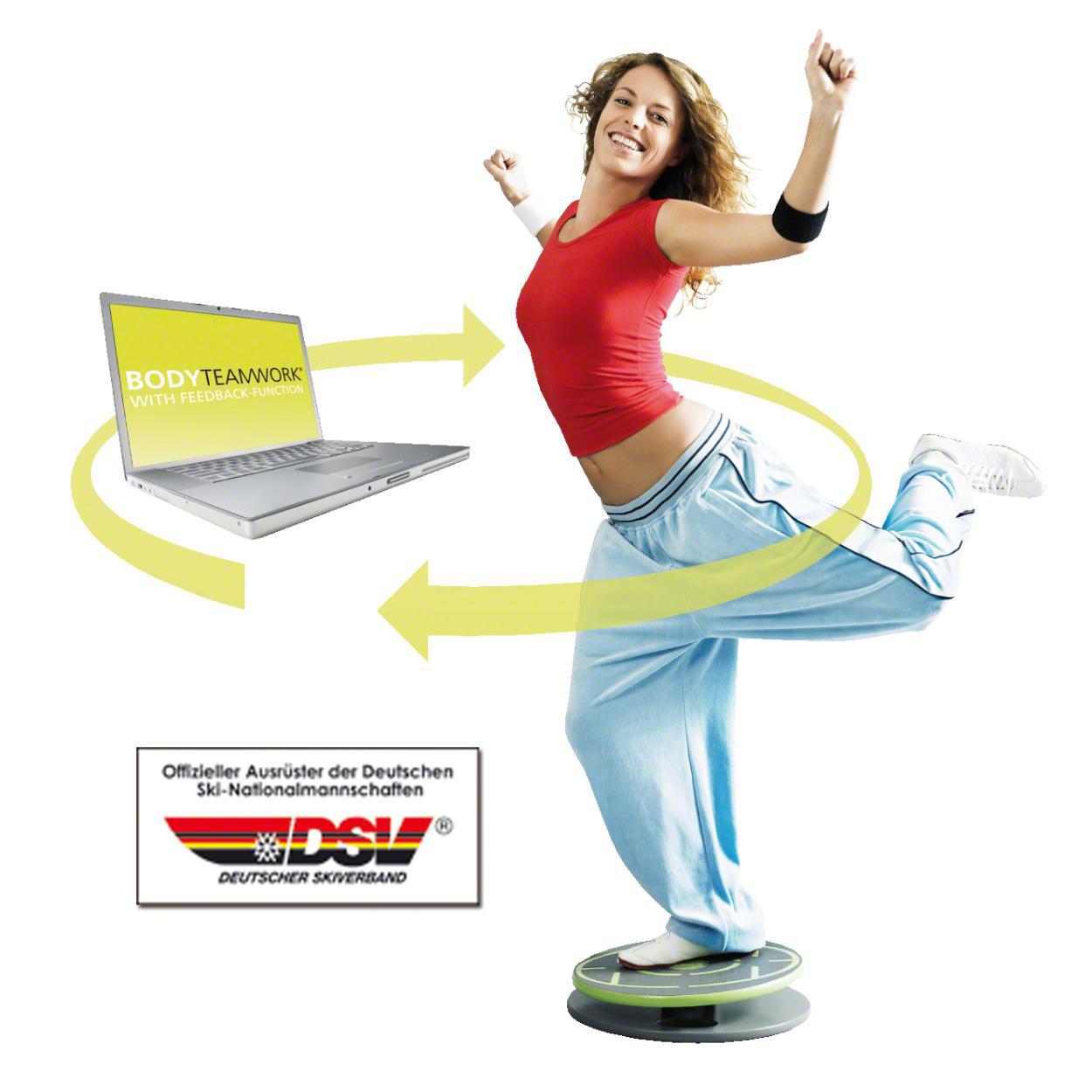 køb det super seje balancebræt med computer spil til MFT Challenge Disc