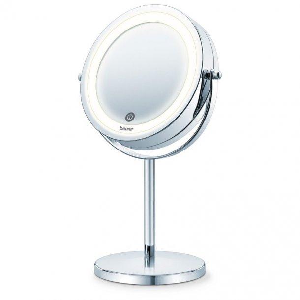 Fremragende Beurer Makeupspejl med lys - BS 055 - 7 x forstørrelse - Make-up AI07