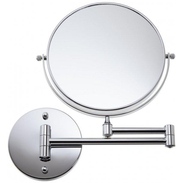 Godt Loywe Kosmetikspejl til væg m. 10 gange forstørrelse | spejl BW33