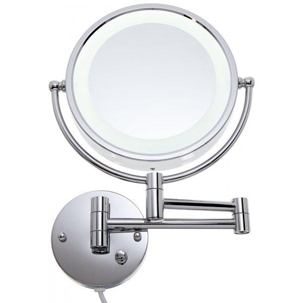 Unik Loywe Kosmetikspejl til væg m. 7 gange forstørrelse | spejl | make JU97