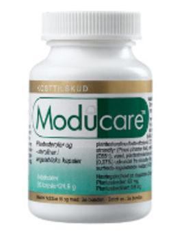 Vedligehold immunforsvaret med Moducare kapsler, som indeholder plantesteroler og steroliner.