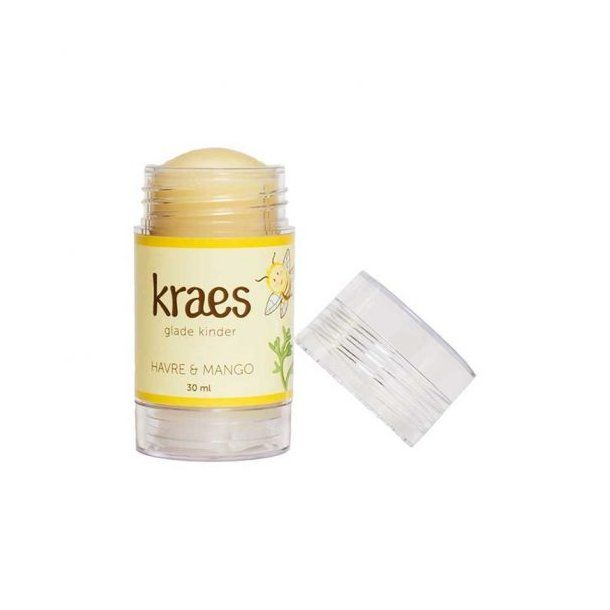 Kraes Glade Kinder - Havre og mango - Økologisk - 30 ml.