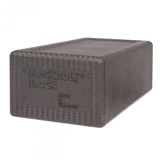 Gymnic - Blackroll Blok 30x15x10 cm, sort