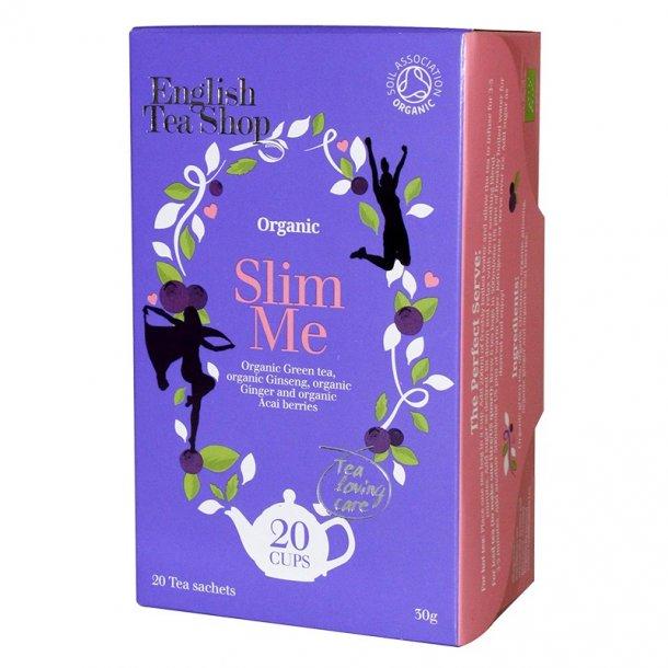 English Tea shop Slim Me - Økologisk - 20 breve