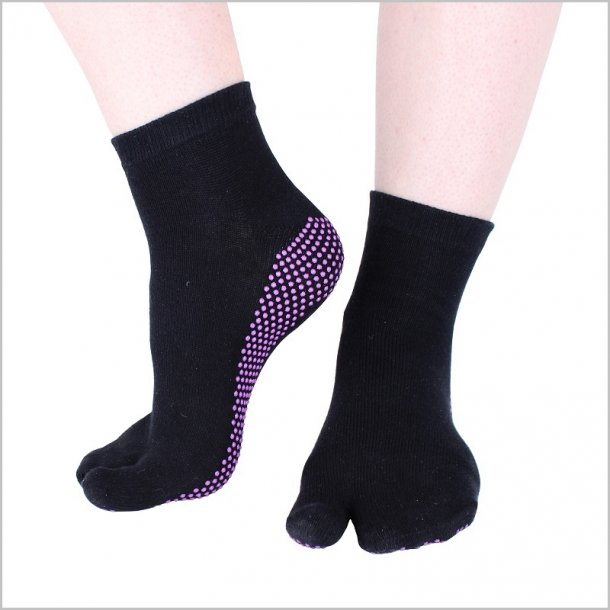 Hoopomania One Toe Yoga socks - str. S